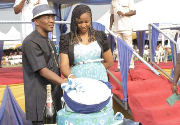 Exclusive Pictures from Prince Enobong Uwah's 45th Birthday Bash