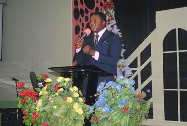 Matthew Omodiagbe: A Distinguished Minister Of God Making A Difference In Nigeria