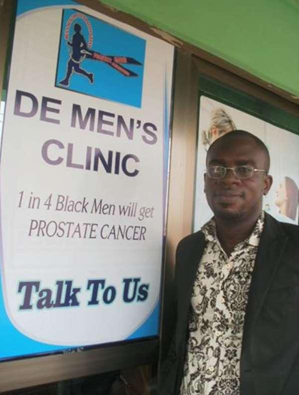 De Men's Clinic Established