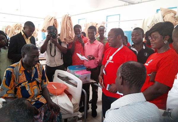 Vodafone Rescues Detained Patients In Hospitals
