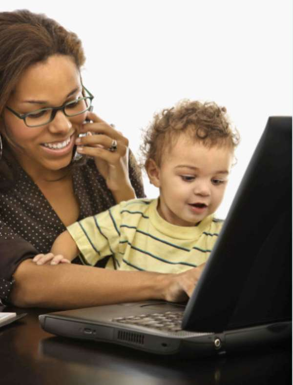 Girl Power Flexible Working Key To Keeping Valuable Returning Mums In The Workforce