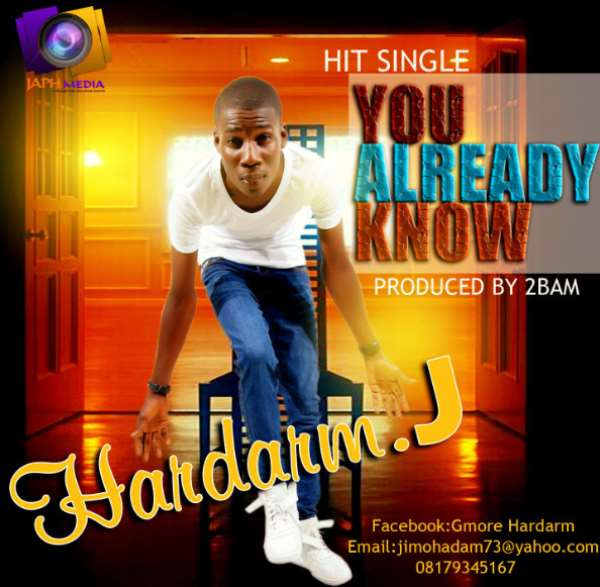 MUSIC: Hardarm J—You Already Know & Lasgidi Temple