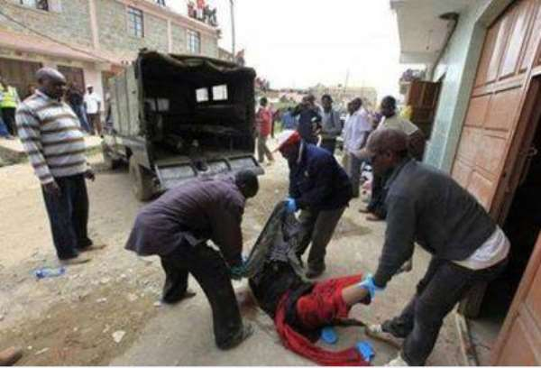 Kenyan Somalis Are Guilty Until Proven Innoncent