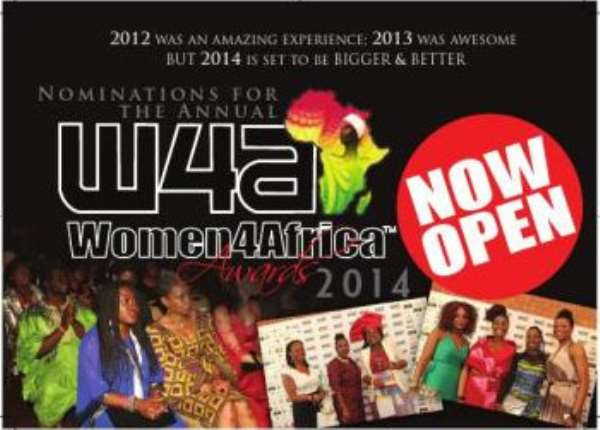 Women4Africa To Hold 3rd Annual Awards In Kensington, London