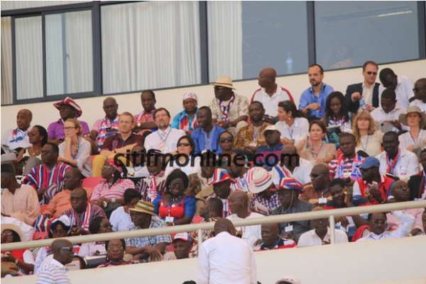 Updates: 2014 NPP Conference Underway In Tamale
