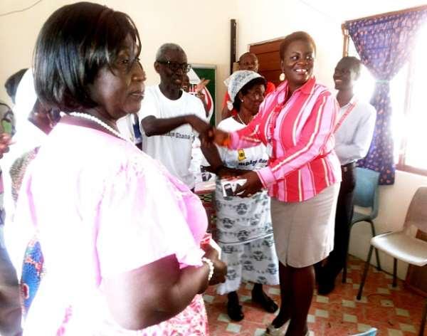 Vodafone Ghana Donates Age-Friendly Phones To Help Age Ghana