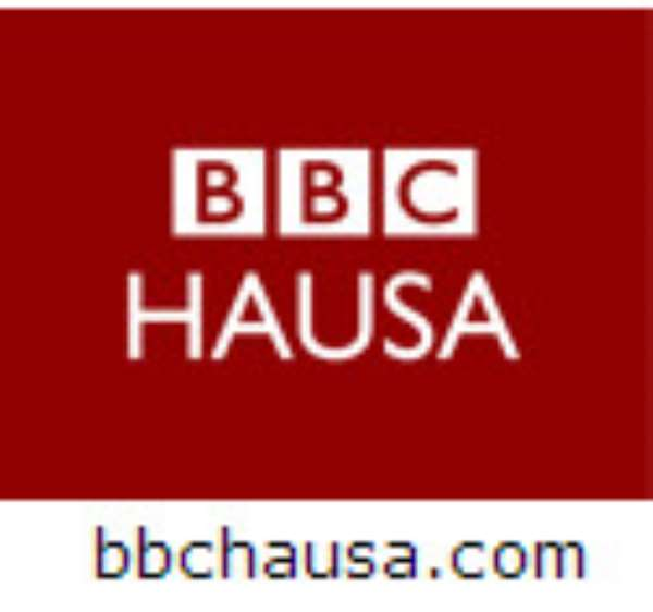 News From BBC Hausa Now Via BBM In Nigeria