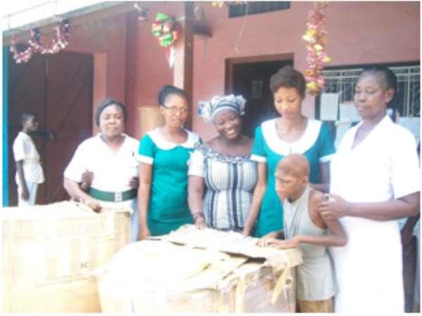 FAAF Supports Accra Psychiatric Hospital