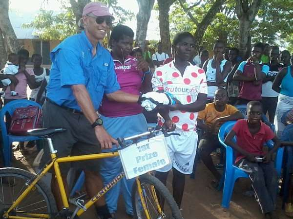 Nationwide Female Cycling Tour