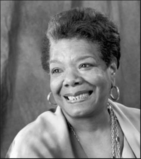 Go Well Please, Dr. Maya Angelou!