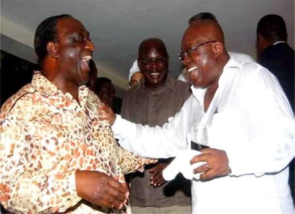 'Followers Of Nana Addo And Alan Must Stop Displaying Foolishness....'