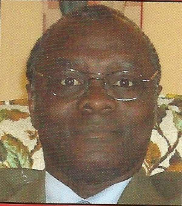 Reverend Samuel Omane Agyapong