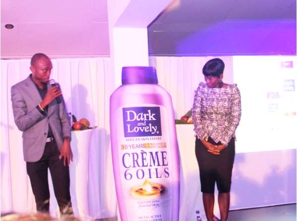 Dark & Lovely Launches New Crème 6 Oils Body Lotion