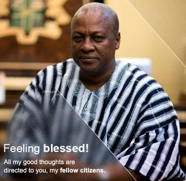 An Open Letter To President John Mahama: Reflections Of A Failing Government