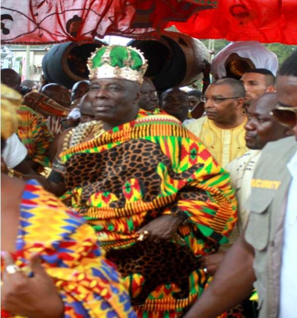 Celebrating 15-Years Of Exemplary Leadership: Okyenhene Osagyefuo Amoatia Ofori Panin-1999-2014