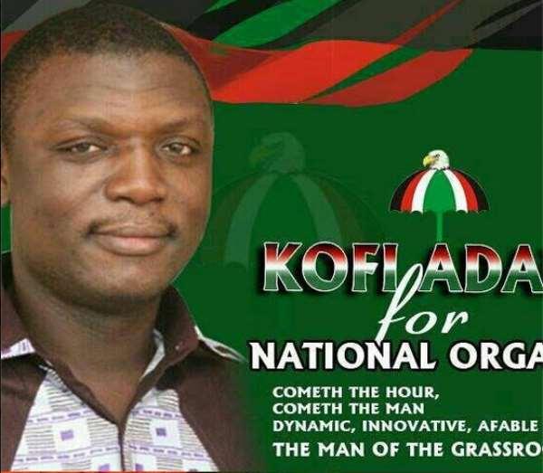NDC Loyalty And Disloyalty; The Kofi Adams Factor!