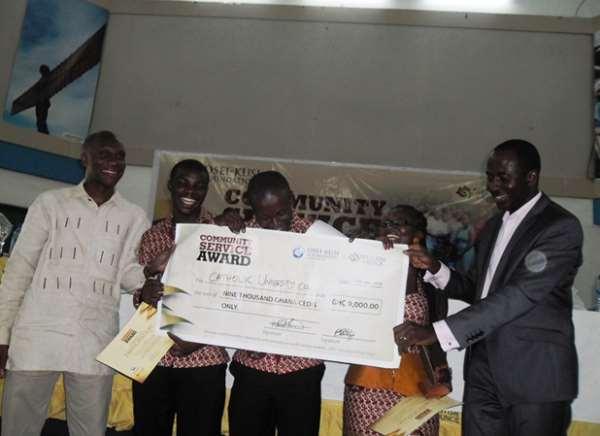 OKF Initiates 2015 Community Service Award
