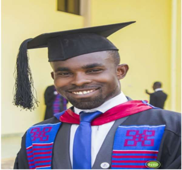 Taxi Driver Emerges As First Class Student