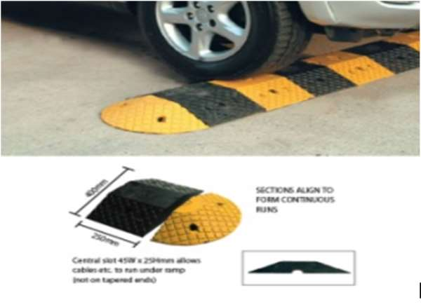 Pot Holes On Speed Ramps At Ashongman And Other Flaws Must Fixed