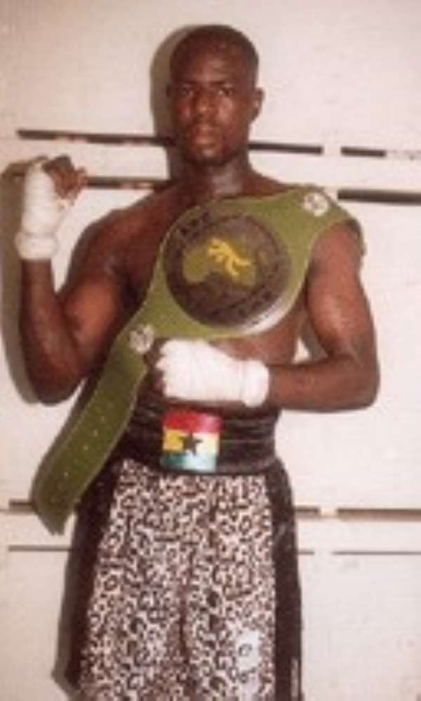 Toney to defend Commonwealth Title