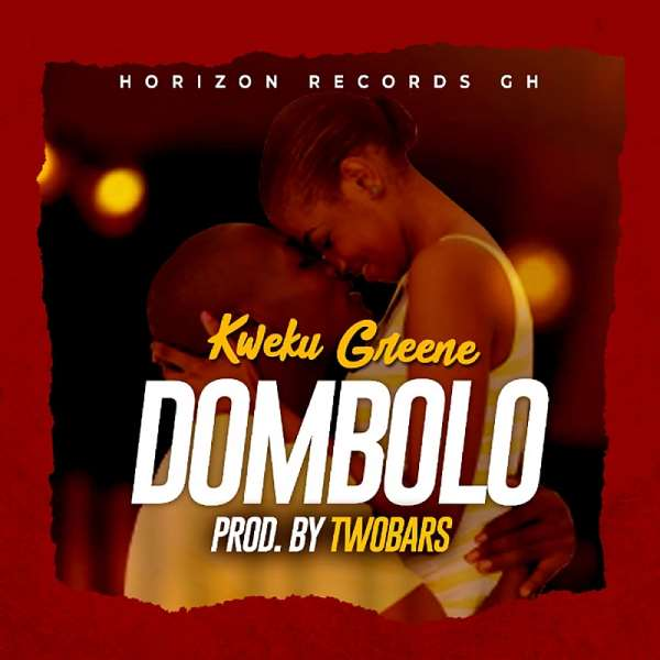 Afrobeat Artiste Kweku Greene inks a spot in the music industry with 'Dombolo'