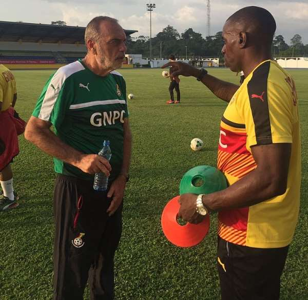Ghana to hold press conference today ahead of semi-final clash with Cameroon