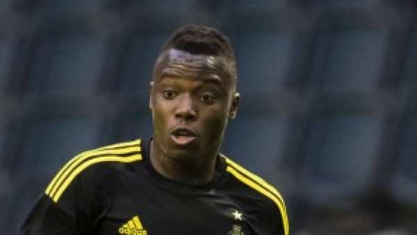 Uncertainty hangs over Ghanaian Patrick Kpozo's future at Swedish side AIK