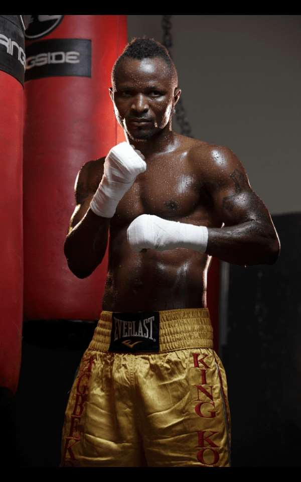 Joseph Agbeko To Defend His WBO Bantamweight Title