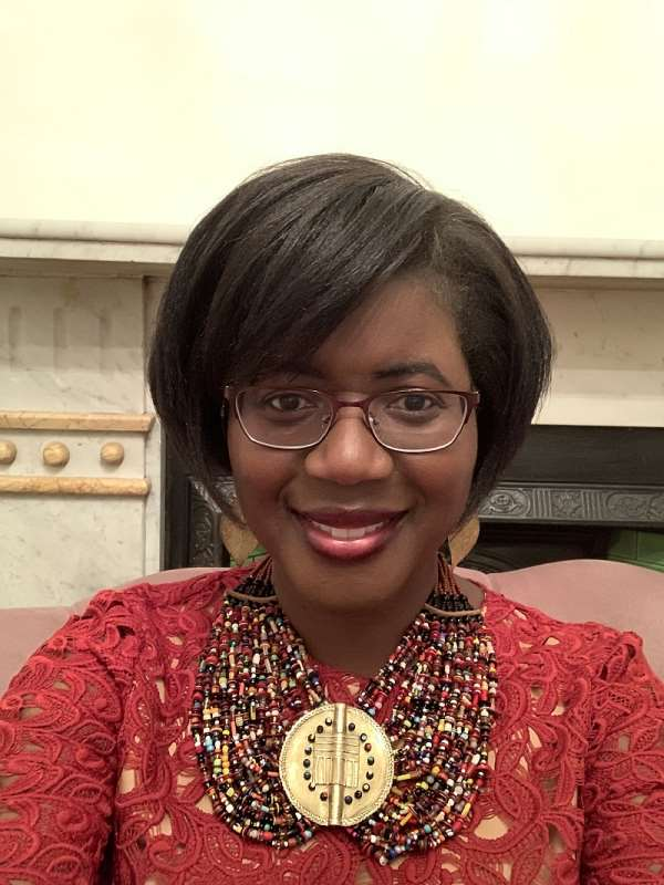 """Otema Yirenkyi, formerly of Microsoft, IBM & Vodafone, talks """"Networking with Intentionality"""", and more!"""