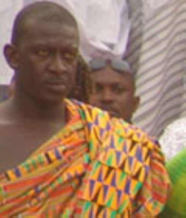 Why Chief Kufuor's Pro Was Frozen