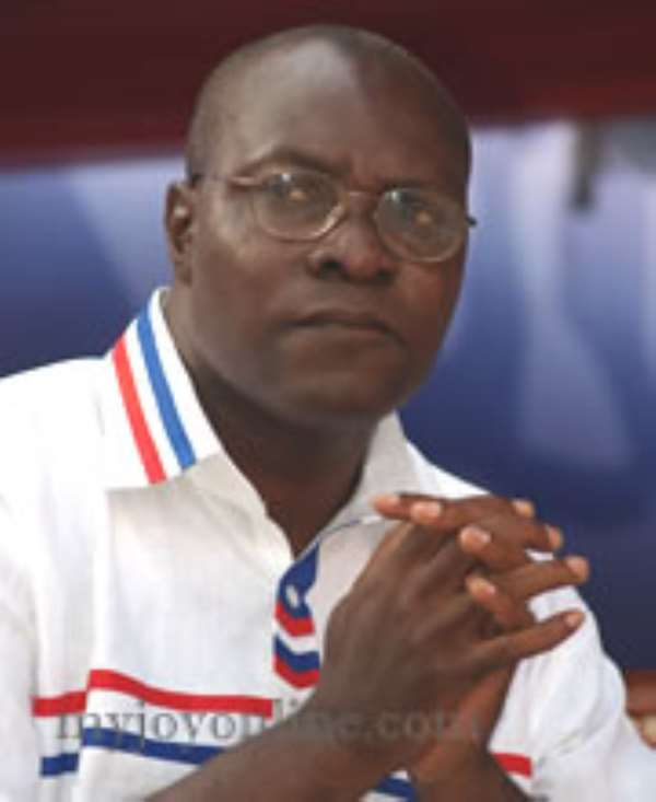 The implosion of the NDC - Arthur K. Kennedy