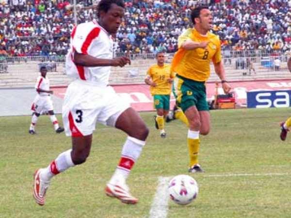 Ghana To Play Egypt