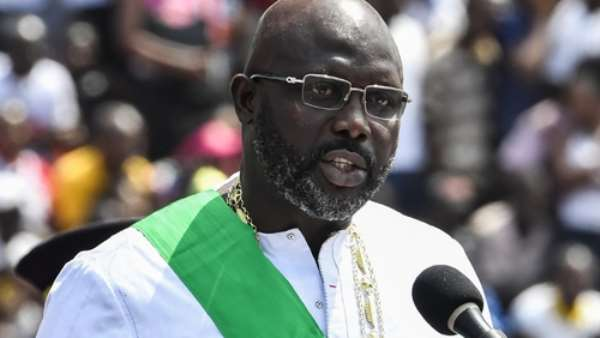 Weah'sLiberia: No Idea Politics And The Failure Of AtHeart Love For Country