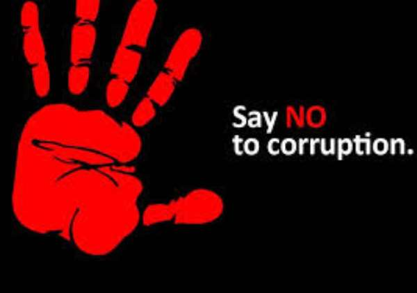 Corruption In Ghana Is Now Incredibly Uncontrollable