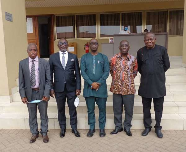 GTEC meets UEW and AAM-USTED on separation