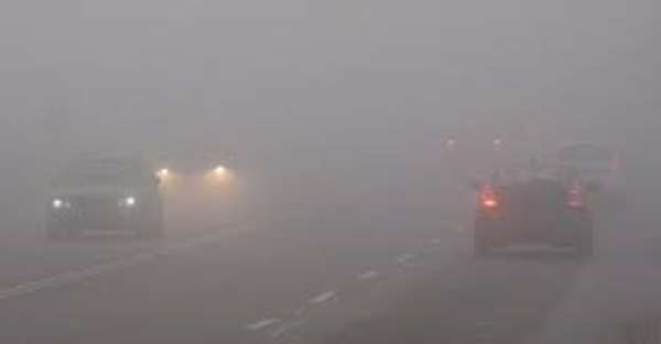Road Safety Authority Issue Guidelines For Drivers Over Poor Visibility
