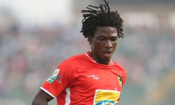 Sogne Yacouba In Line To Feature For Kotoko Against Ashgold