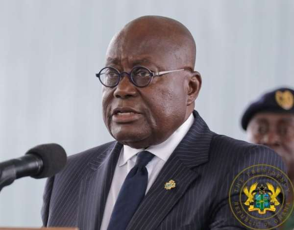 Akufo-Addo To Deliver SONA On Thursday