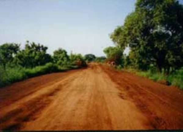 Bawku Residents Protest Over Dusty Road