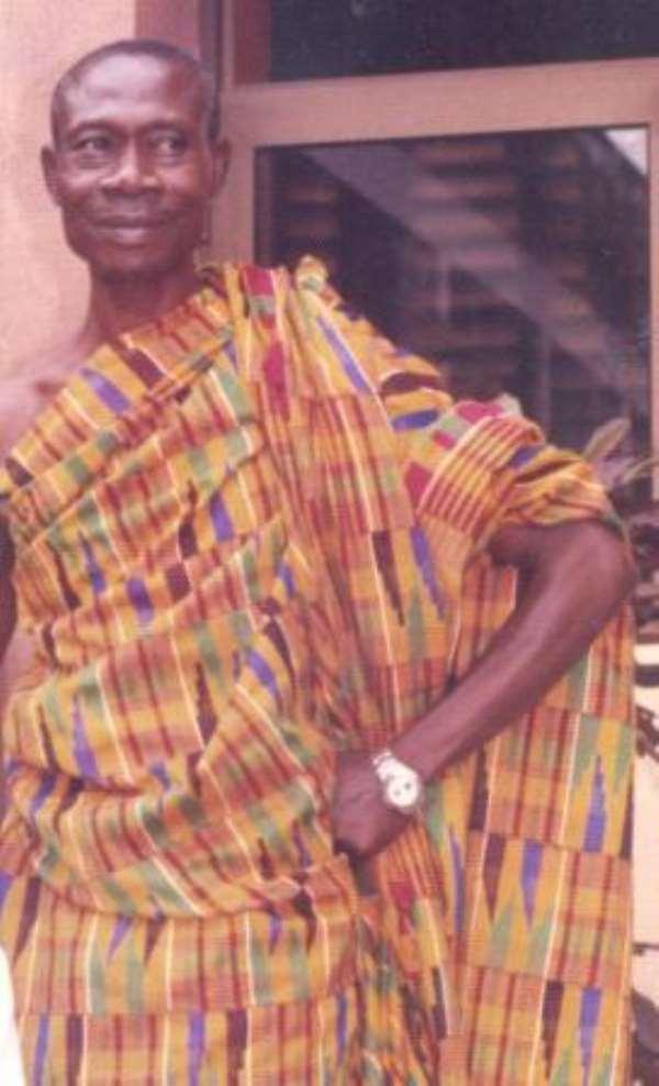 Tribute To The Late Wisdom Owusu-Sarpong