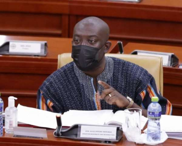Ghana must consider legislating against LGBTQI advocacy – Oppong Nkrumah