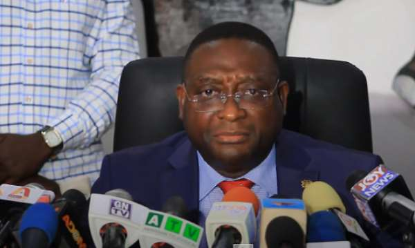 Election Petition: Carry your self-inflicted 'wahala' and leave Oppong Nkrumah, Nana B alone – NPP fire back at Ayine, NDC