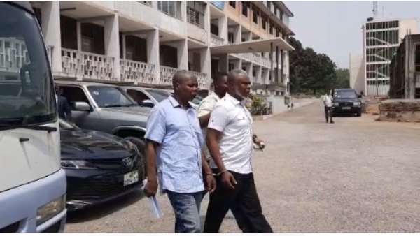 Coup Plot: Armed Forces Employee Arrested