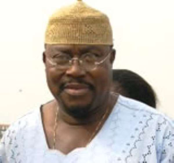 Mills is not in-charge, Nyaho Tamakloe
