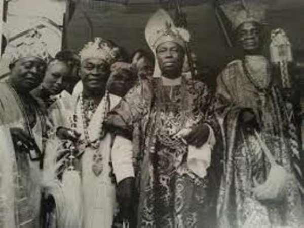 Bigger Than Africa: Tales Of The Yoruba People