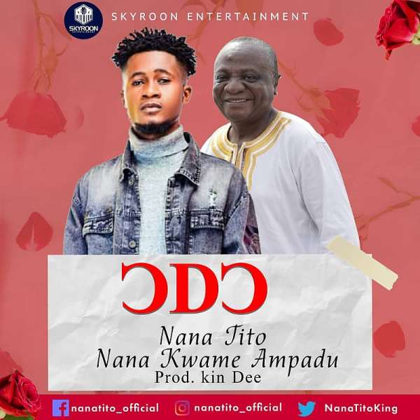 "Nana Ampadu Blesses Rising Singer, Nana Tito On New Song ""Odo"""
