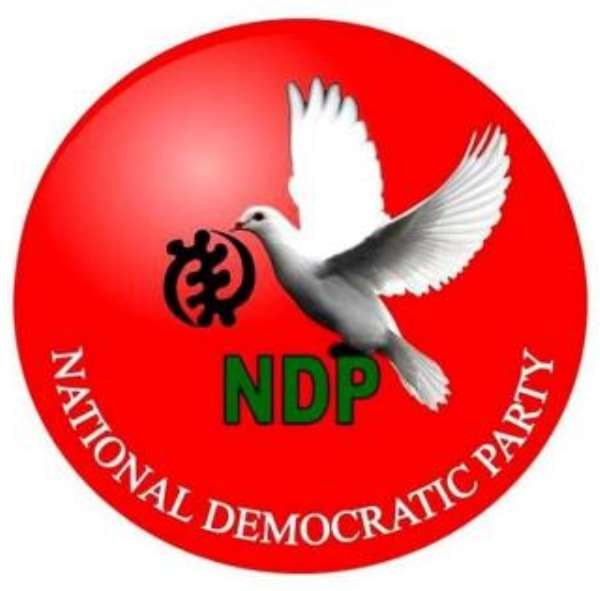 NDP disassociates itself from NDC election demo against EC, SC