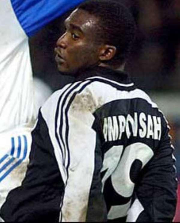 Kofi Amponsah Gets new Club