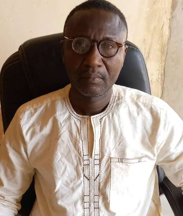 Alhaji Bamba lauds the appointment of Alhaji Zakaria as regional minister