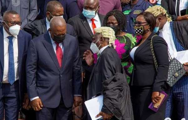 Election Petition: Supreme Court hears Mahama's Review Application today